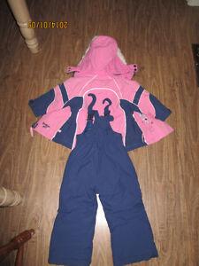 Osh Kosh Winter Jacket and Snow Pants Size 2 Kitchener / Waterloo Kitchener Area image 2
