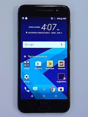 HTC One A9 (2PQ93)  32GB - Carbon Gray (Sprint) Clean ESN Fair 7/10 #7753