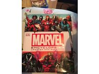 Marvel comic encyclopedia