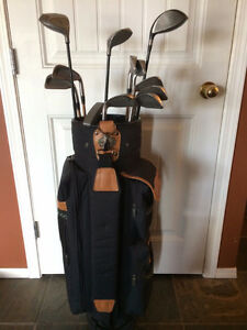 Full set of Right Hand Golf Clubs