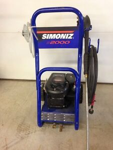 Simoniz Pressure Washer  Kitchener / Waterloo Kitchener Area image 2
