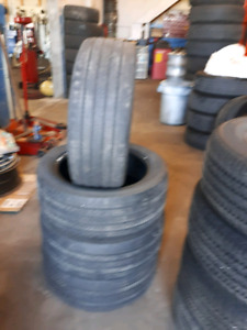4 set of tires MICHELIN 205/50/17