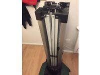 For sale in perfect condition frame aluminium gazebo