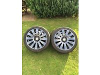 "18"" multi fit rs8 alloys"