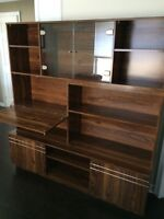 Retro Hutch / Liquor Cabinet