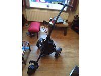 Motocaddy Lite Push Trolley
