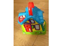 Leap frog play house with lights sounds