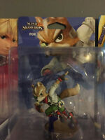 Amiibo Smash Bros. Fox