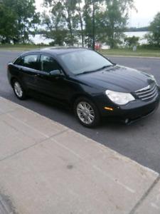 Chrysler sebring 2008 2.7 A1 avec 13600km 3400$