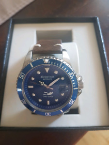 Heritor Automatic diver watch