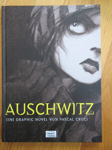 Auschwitz (German Graphic Novel by Pascal Croci)