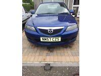 2008 Mazda 6 Ts d 143