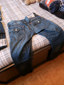 TRUE RELIGION JEANS BRAND NEW FOR CHEAP
