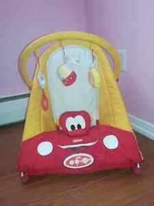 ** baby vibrating chair **