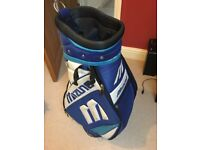 Mizuno tour bag