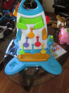 FISHER PRICE DROP AND PLAY TOY
