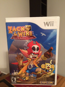 Zack and Wiki for Nintendo Wii