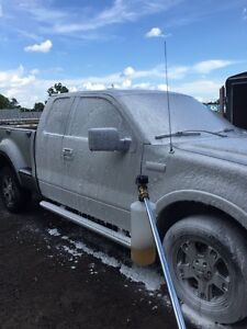 SPEED SHINE MOBILE POWER WASH AND DETAIL! Cambridge Kitchener Area image 5