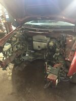 2002 Jetta 1.8t part out