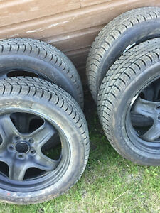 Tires and rims 225/50/R17
