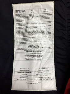 North 49 Artic Trail Snowmobile or Icefishing Jacket - Size XL Strathcona County Edmonton Area image 5