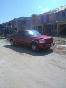 2010 Dodge Dakota SXT 189k 6cyclinder 3.7L