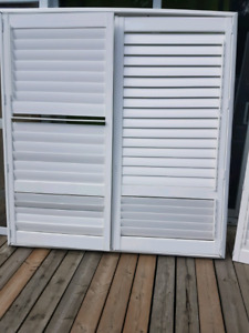 Custom shutters california blinds