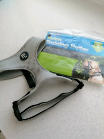 SMALL DOG/PUPPY TRAINING HALTER AND HARNESS
