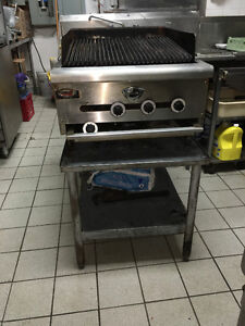 Kitchen Commercial Equipment - Egg Griddle, Fryer, Burner Kitchener / Waterloo Kitchener Area image 1