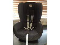 Britax DUO Plus car seat with ISOFIX