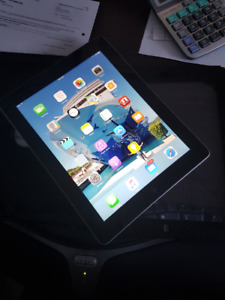 Ipad 4th generation 16 GB