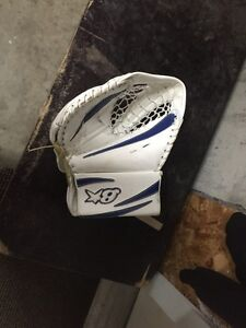 Brians Zero G Goal Glove - full right