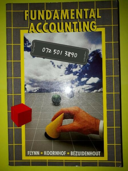 Fundamental Accounting - Flynn, Koornhof, Bezuidenhout.