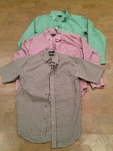 NEW Medium Dress Shirts