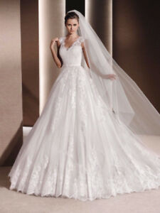 Excellent wedding dress to sell
