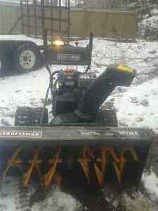 Snow blower St. John's Newfoundland image 2