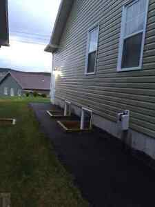 Spacious Two Bedroom Basement Apartment