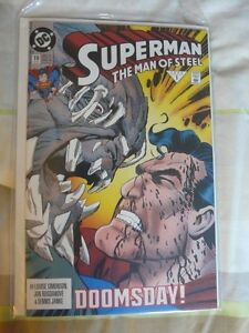 SUPERMAN DOOMSDAY SERIES West Island Greater Montréal image 7