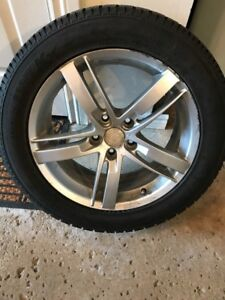 4 Winter Toyo Tires with Mags