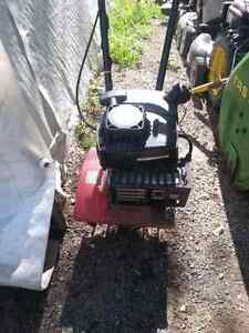 mini tiller / cultivator, s.p. lawnmower TODAY ONLY