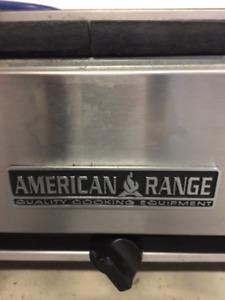 American Range Charbroiler