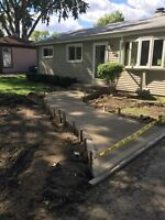 ALL CONCRETE PATIOS,PADS,DECKS & WALKWAYS