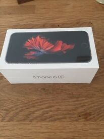 iPhone 6s 16gb Space Gray BRAND NEW