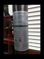 Propane patio heater. Centro brand
