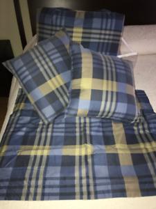 edredon de lit / Bed comforter set