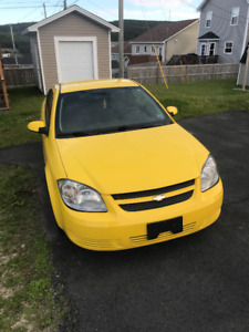 2008 Chevrolet Cobalt Coupe, $2000