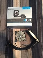 RMA NEEDED - Corsair H60 - Edition 2013 - Used 6 months/6 mois