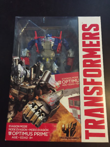 Transformers, Voyager Class, Evasion Mode, Optimus Prime