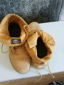 Timberlands size 8 youth