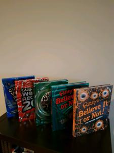 Guinness & Ripley's books